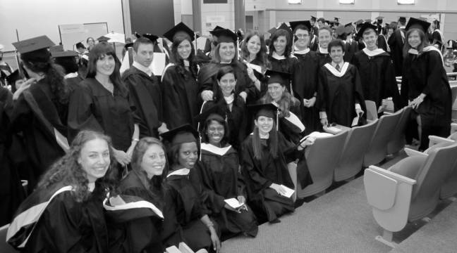 George Washington University's  School of Media and Public Affairs M.A. Class of 2013